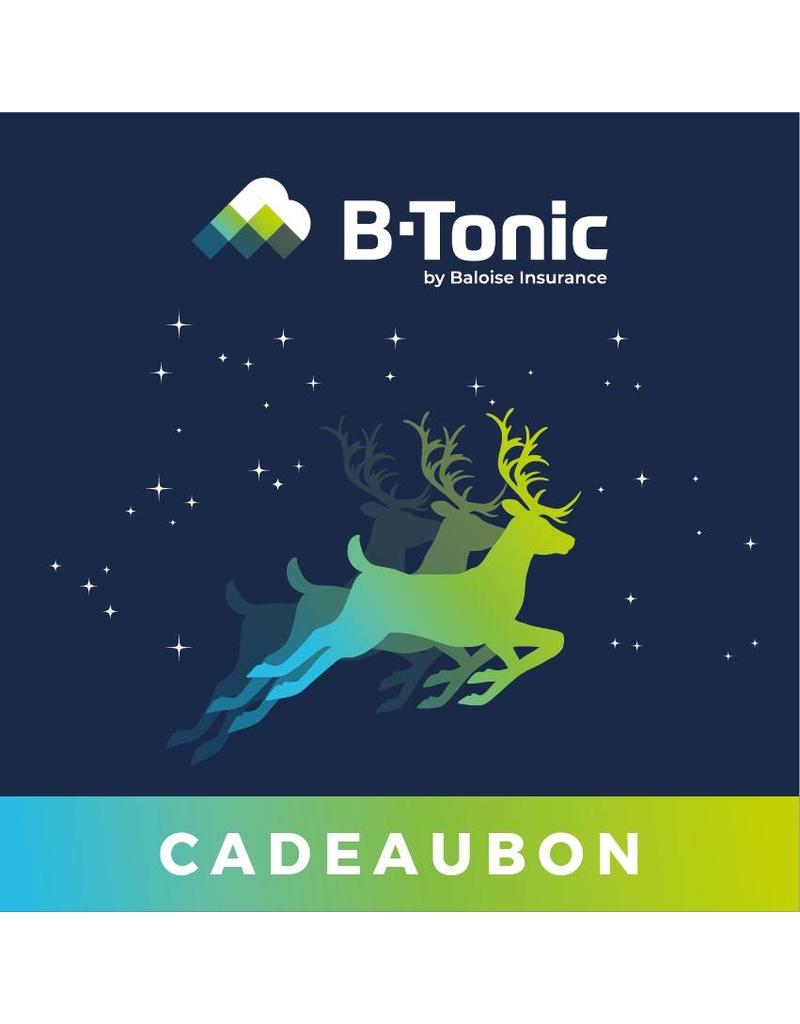 B-Tonic cadeaubon twv €75