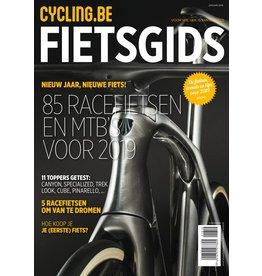 Cycling.be Cycling.be Fietsgids 2019