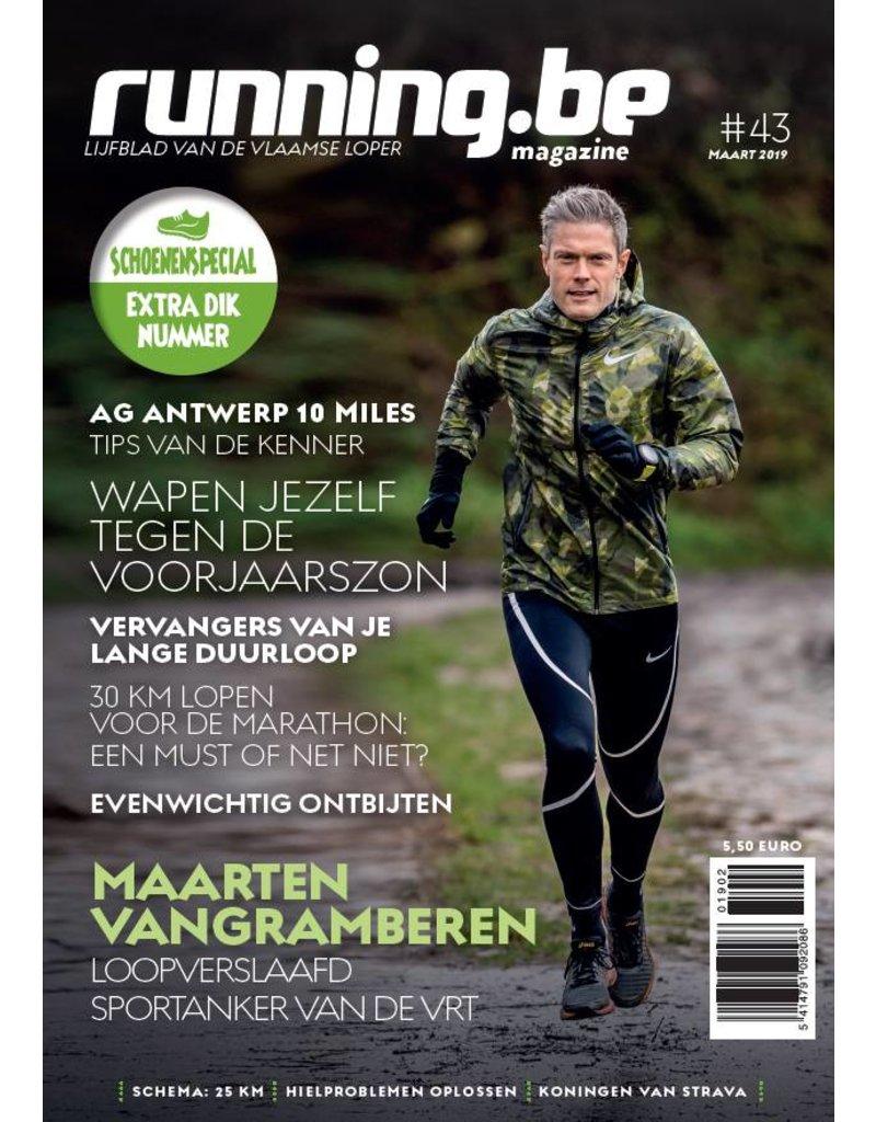 Running.be Running.be magazine maart 2019