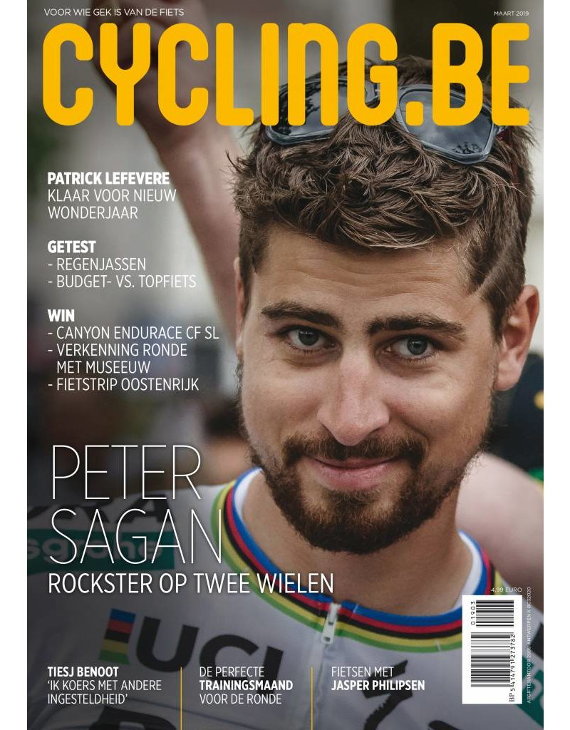 Cycling.be Cycling.be magazine maart 2019