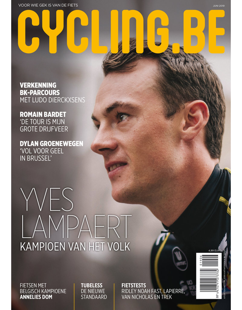 Cycling.be Cycling.be magazine juni 2019