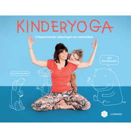 "Energy Lab Benny the ""Kinderyoga met Evy"" book"