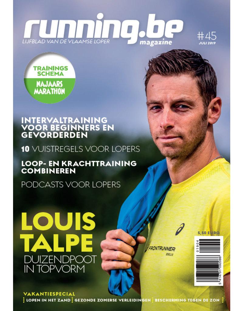 Running.be Running.be magazine juli 2019