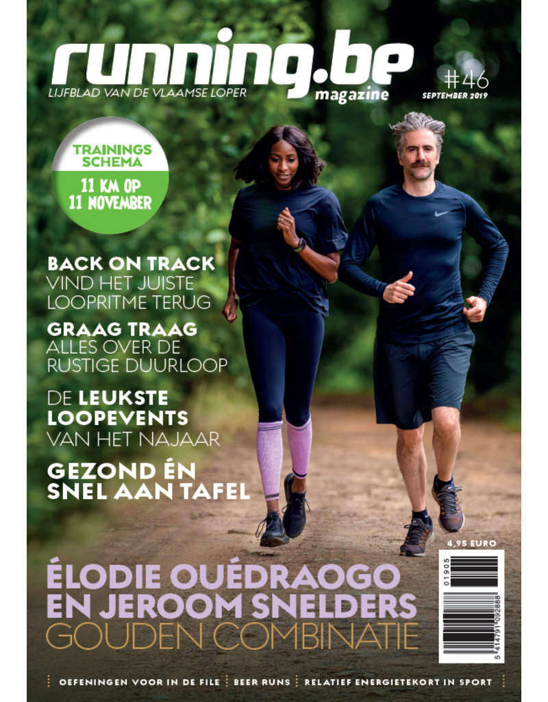 Running.be Running.be magazine september 2019