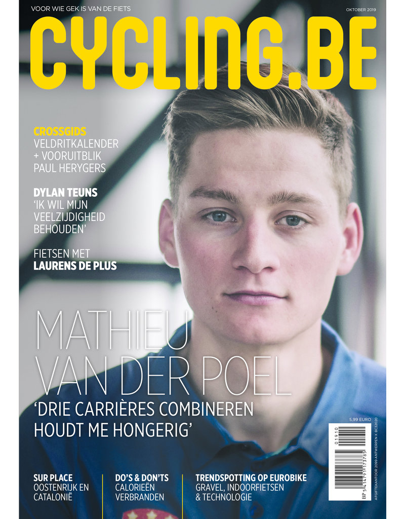Cycling.be Cycling.be magazine oktober 2019