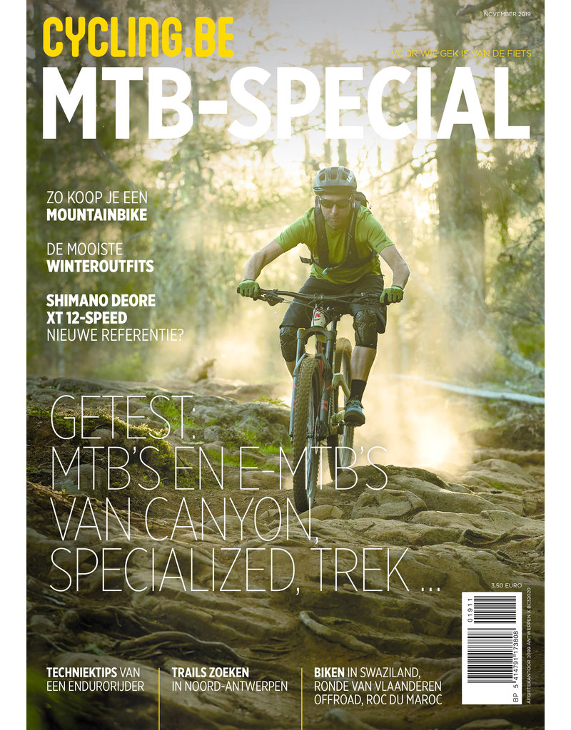 Cycling.be Cycling.be MTB-Special 2019