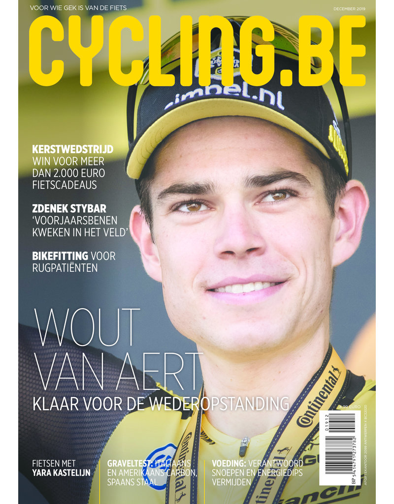 Cycling.be Cycling.be magazine december 2019