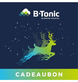 B-Tonic cadeaubon twv €50