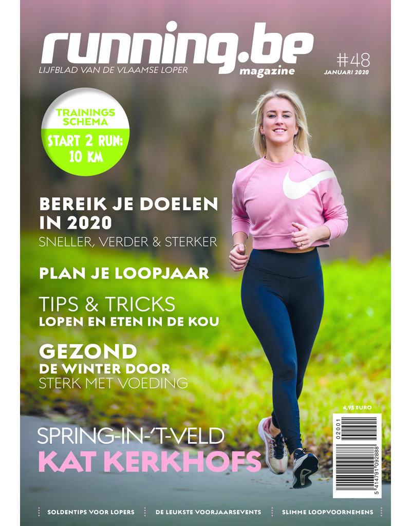 Running.be Running.be magazine januari 2020