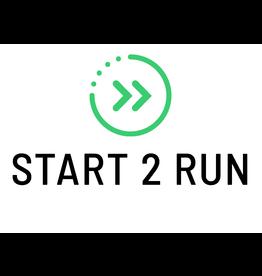 Start 2 Run Smart jaartoegang Coach Evy
