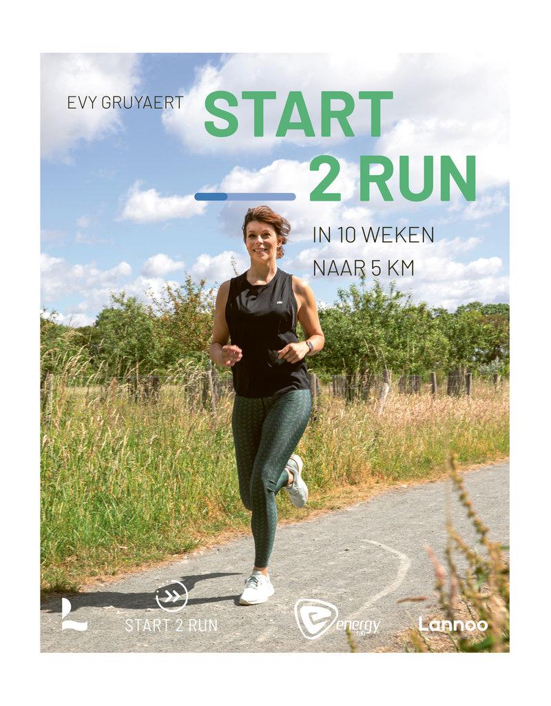 Energy Lab Start 2 Run boek - editie 2020