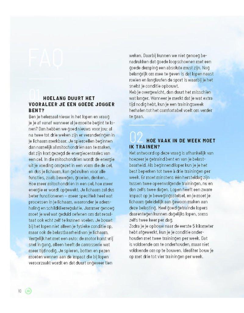 Energy Lab Hardlopen met Evy boek - editie 2020