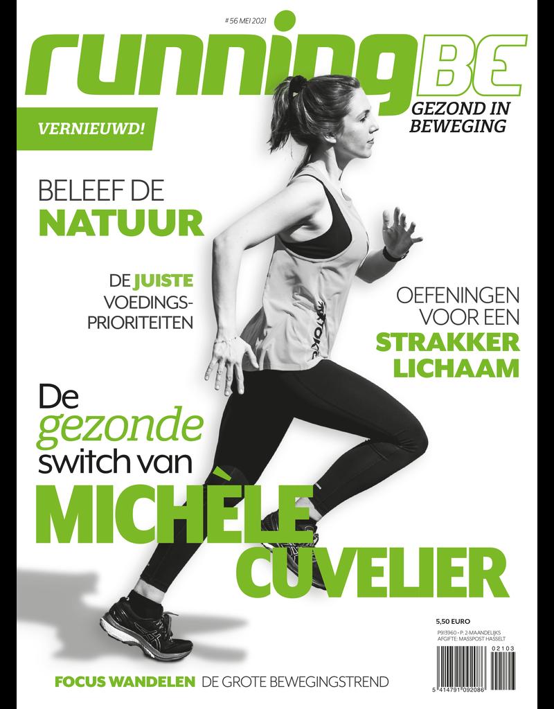 Running.be Running.be magazine mei 2021