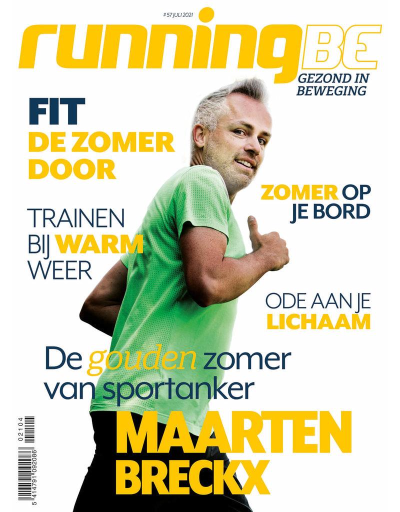 Running.be Running.be magazine juli 2021