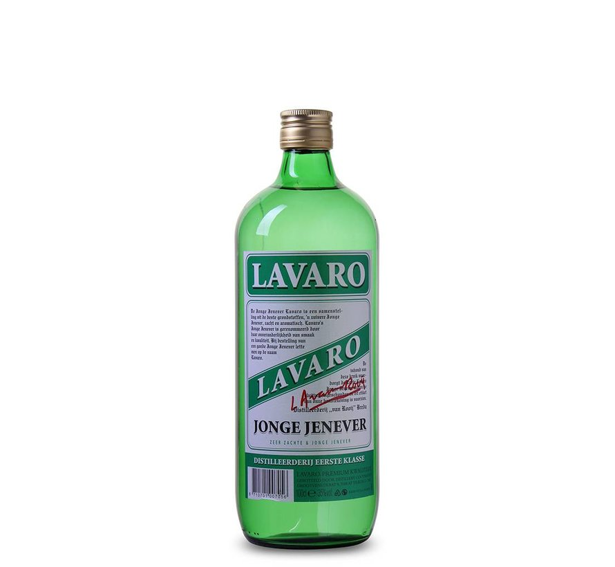 Lavaro - Jonge Jenever 100 CL