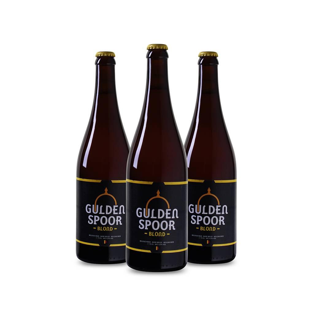 Afbeelding van Gulden Spoor Blond (3 flessen)