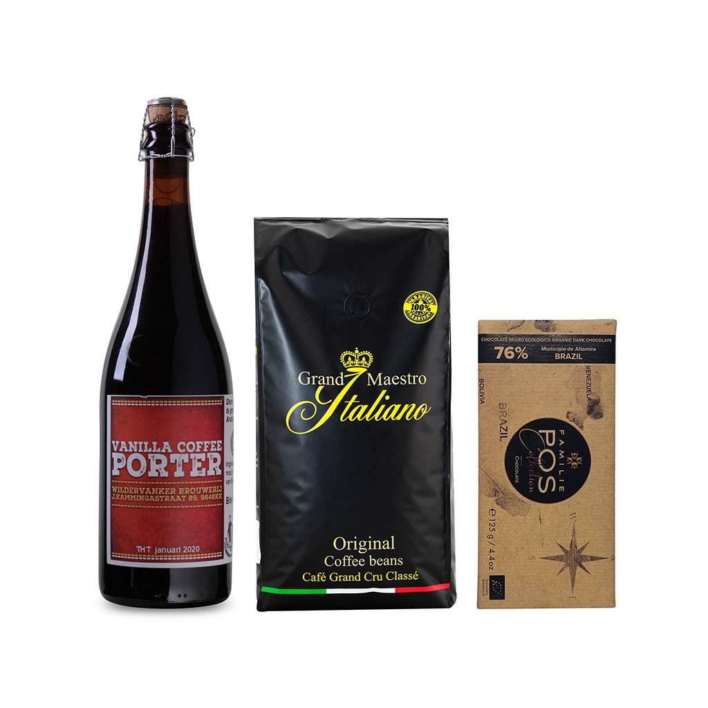 Afbeelding van Bierpakket Coffee Vanilla Porter (1 fles)