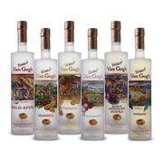 Vincent van Gogh - Flavoured Vodka Mix 70 CL (6 flessen)