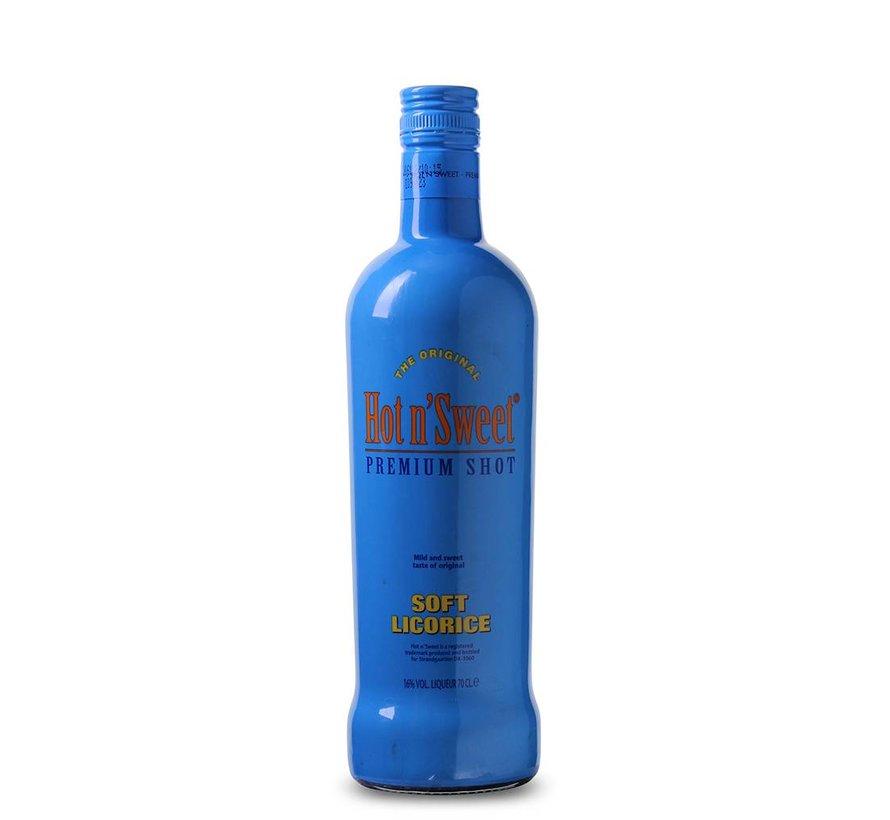 Hot n Sweet Premium Shot - Droplikeur 70 CL