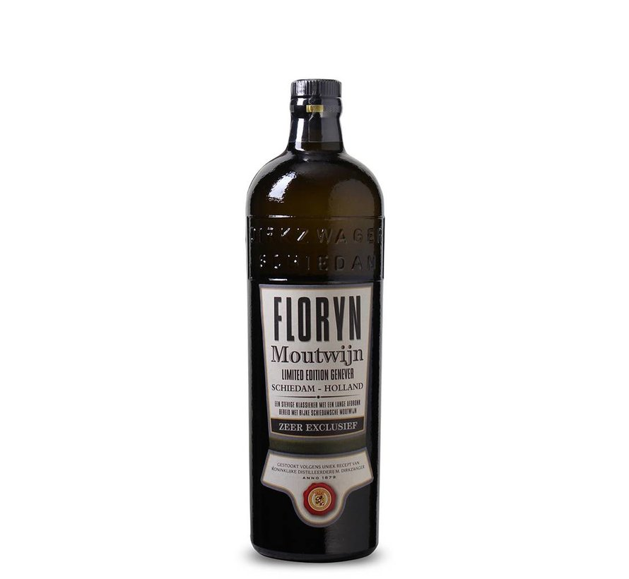Floryn - Moutwijn Limited Edition Genever 70 CL