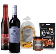 Proefpakket Speciaalbier, Wijn en Delicatessen (2 flessen)