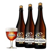 Bierpakket Saint Soissons Mix (3 flessen)