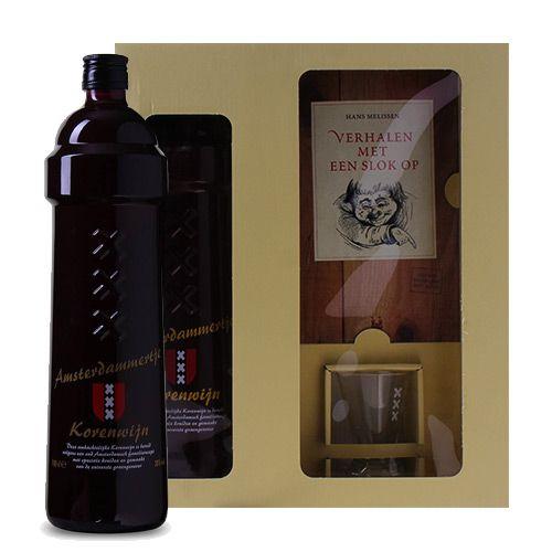 Afbeelding van Amsterdammertje Korenwijn (1 fles)