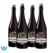Bierpakket Saint Soissons Mix (4 flessen)