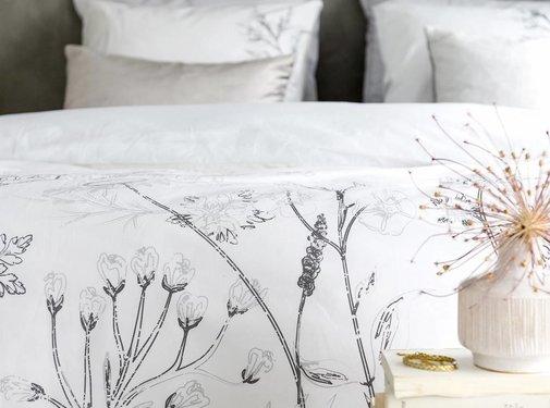 Walra Bed & Badgoed Copy of Walra Dekbedovertrek Flower Rain