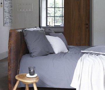 Walra Bed & Badgoed Walra Dekbedovertrek Stewart Antraciet