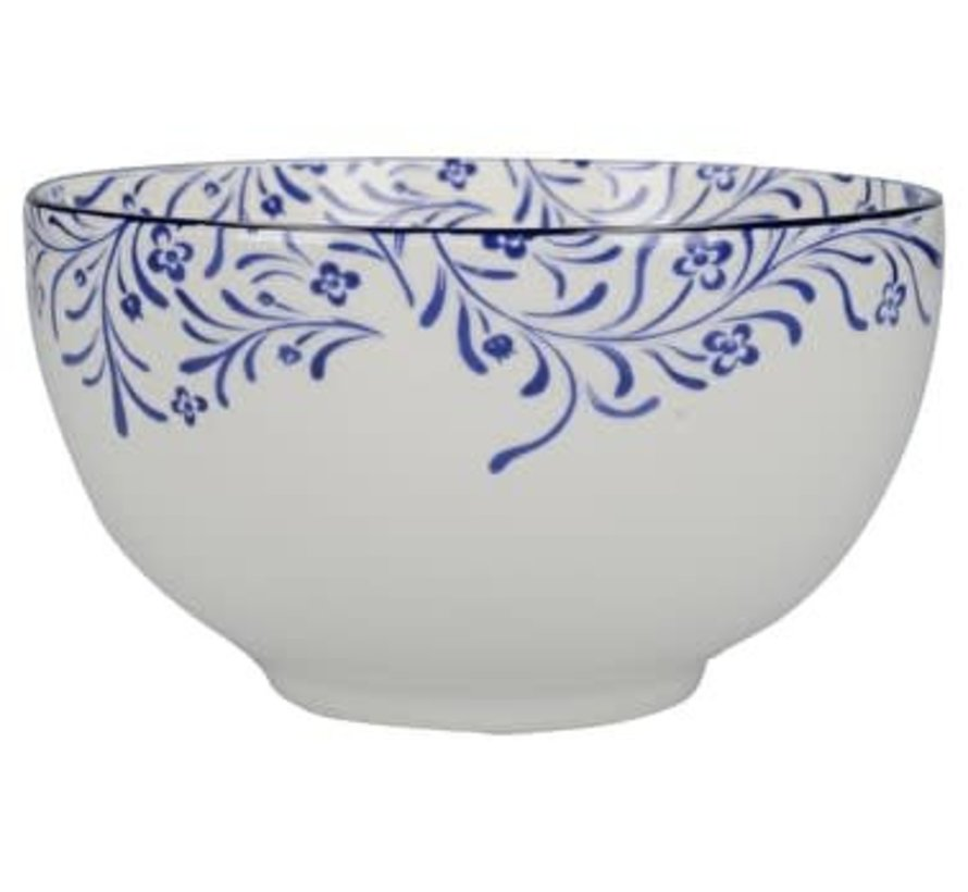 V&A The Cole Collection Floral Cereal Bowl