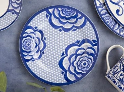 V&A The Cole Collection Copy of V&A The Cole Collection Floral Cereal Bowl