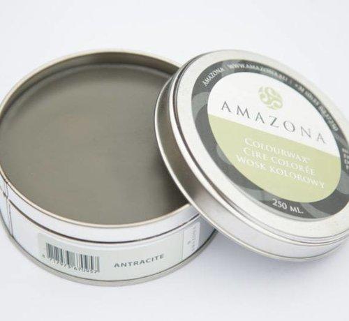 Amazona Krijtverf & Kleurwas Colourwax Antracite 250 ml.