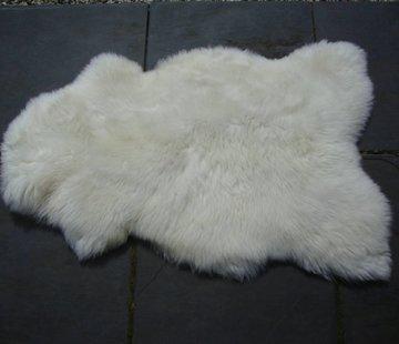 Zisensa, private collection Unieke woonaccessoires Copy of Schapenvacht Brits XL wit