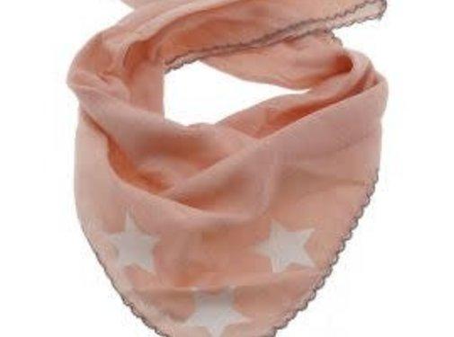 Zisensa, private collection Baby sjaaltje beige sterren