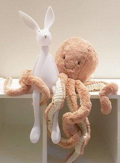 Jelly Cat; Kwaliteits knuffels Jellycat Octopus little
