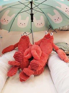 Jelly Cat; Kwaliteits knuffels Jellycat Larry Lobster, kreeft -m-