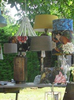 Zisensa, private collection Copy of Kussen stof velour/fluweel Jungle