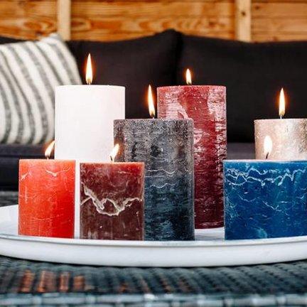 Branded By; Hoge kwaliteitskaarsen
