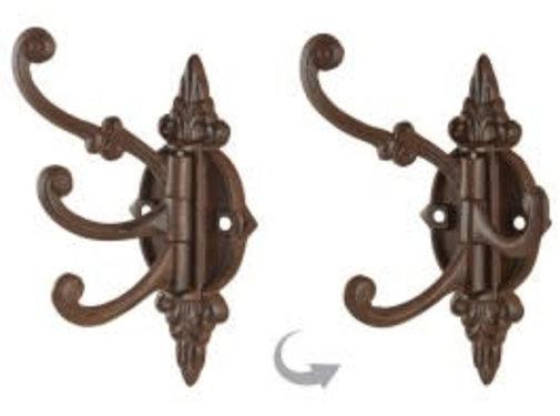 Esschert design Copy of Kapstok haak Franse Lelie