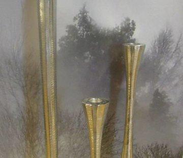 Zisensa, private collection Unieke woonaccessoires Copy of Kandelaar zilverkleurig -s-