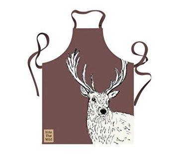 Into The Wild; Servies en keukentextiel dierenserie Into The Wild Schort Hert