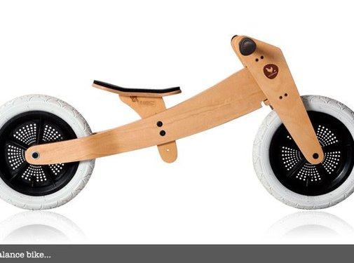 Wishbone Wishbone 2-in-1 bike original