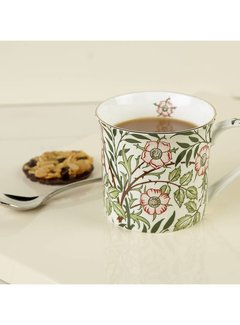 V&A The Cole Collection fine bone china mok Sweet Briar
