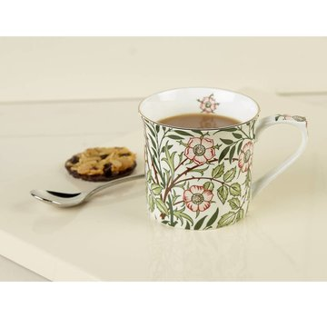 V&A The Cole Collection Copy of V&A William Morris fine bone china mok sweet briar