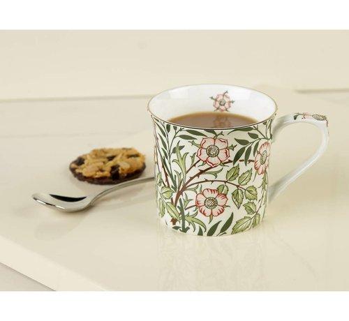 V&A The Cole Collection Copy of V&A William Morris fine bone china mok sweet briar