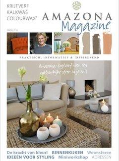 Amazona Krijtverf & Kleurwas Amazona Magazine 02
