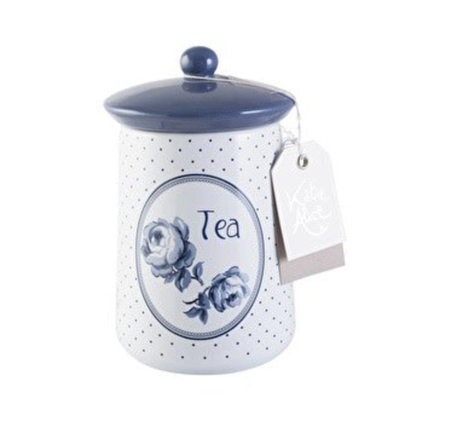 """Voorraadpot """"Tea"""" Thee"""