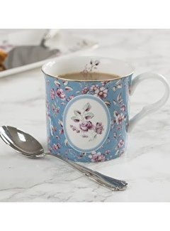 Katie Alice Ditsy Floral; Engels Servies met bloemen Copy of Katie Alice Ditsy Floral fine bone china mok- wit bloemen