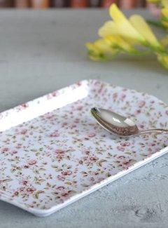 Katie Alice Ditsy Floral; Engels Servies met bloemen Katie Alice Ditsy Floral dienblad